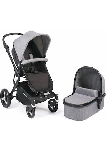 CHIC4BABY Kombi-Kinderwagen »Passo, grau«, 15 kg kaufen