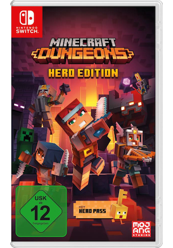 Minecraft Dungeons Nintendo Switch kaufen