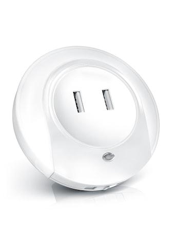 BEARWARE 2in1 LED Nachtlampe mit USB Ladefunktion kaufen