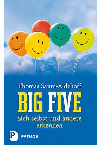 Buch »Big Five / Thomas Saum-Aldehoff« kaufen