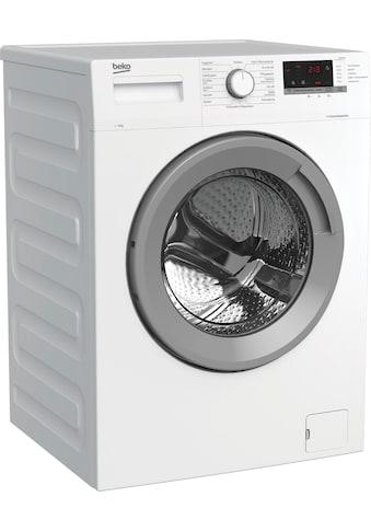 BEKO Waschmaschine »WMO8221«, WMO8221, 8 kg, 1400 U/min kaufen