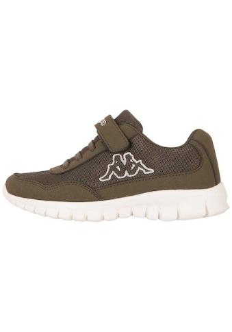 Kappa Sneaker »FOLLOW BC KIDS«, mit Smooth Flex Sohle<br /> kaufen