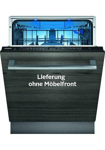 SIEMENS vollintegrierbarer Geschirrspüler iQ500, 9,5 Liter, 14 Maßgedecke kaufen