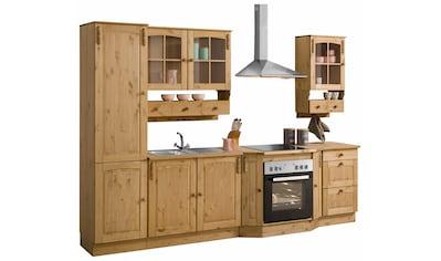 Home affaire Küchen-Set »Sylt«, ohne E-Geräte, Breite 300 cm kaufen