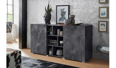 TRENDMANUFAKTUR Sideboard »Aksel«, Breite 132,4 cm kaufen