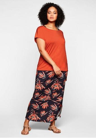 Sheego Sommerkleid, und Strandshirt im Set, elastische Qualität kaufen