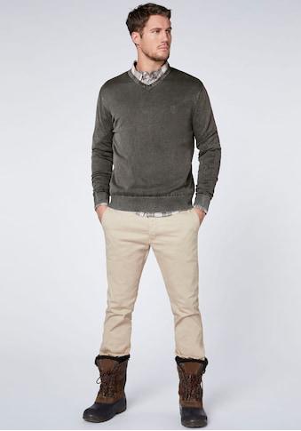 Chiemsee V-Ausschnitt-Pullover kaufen