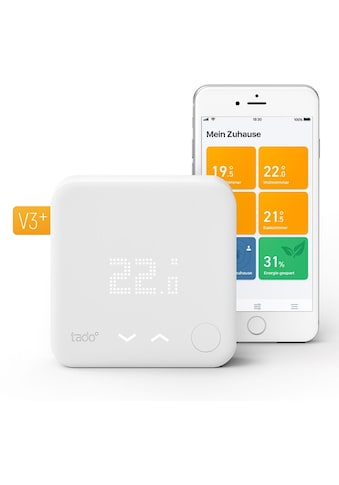 Tado Smart Home Zubehör »Smart Thermostat  -  Starter Kit V3+ inkl. 1 Bridge« kaufen