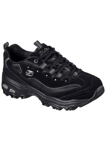 Skechers Sneaker »D´Lites - Biggest Fan«, im trendigen Chunky-Style kaufen