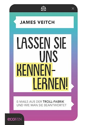 Buch »Lassen Sie uns kennenlernen! / James Veitch, Tina Breckwoldt« kaufen