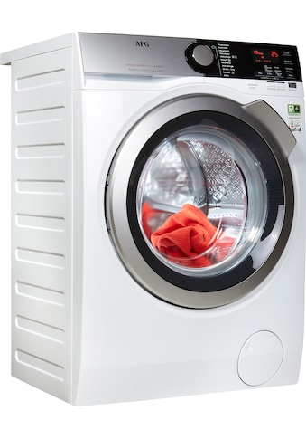 AEG Waschmaschine »LAVAMAT L8FE74485«, Serie 8000 LAVAMAT, L8FE74485, ÖKOMix - Faserschutz kaufen