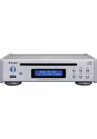 TEAC »PD - 301DAB - X« CD - Player (UKW - Radio, USB - Medienplayer und DAB/UKW - Tuner) kaufen
