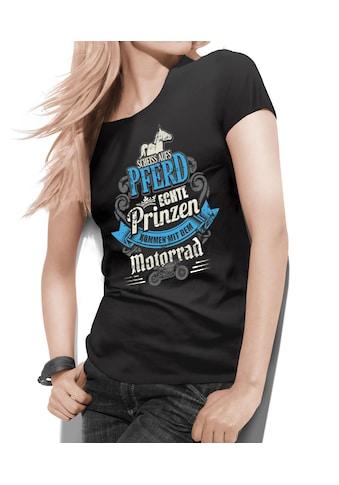 GASOLINE BANDIT® T-Shirt mit lustigem Print kaufen