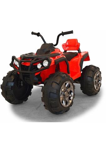 Jamara Elektro-Kinderquad »JAMARA KIDS Ride On Protector Quad rot 12V«, ab 3 Jahren, bis 30 kg kaufen