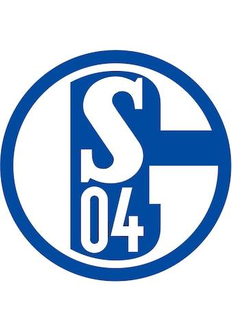 Wandtattoo »Schalke 04 Logo« kaufen