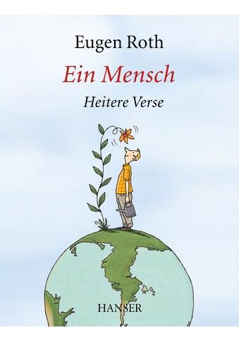 Buch »Ein Mensch / Eugen Roth« kaufen