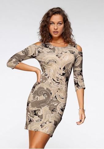Melrose Jerseykleid, mit Schulter Cut-Out - NEUE KOLLEKTION kaufen