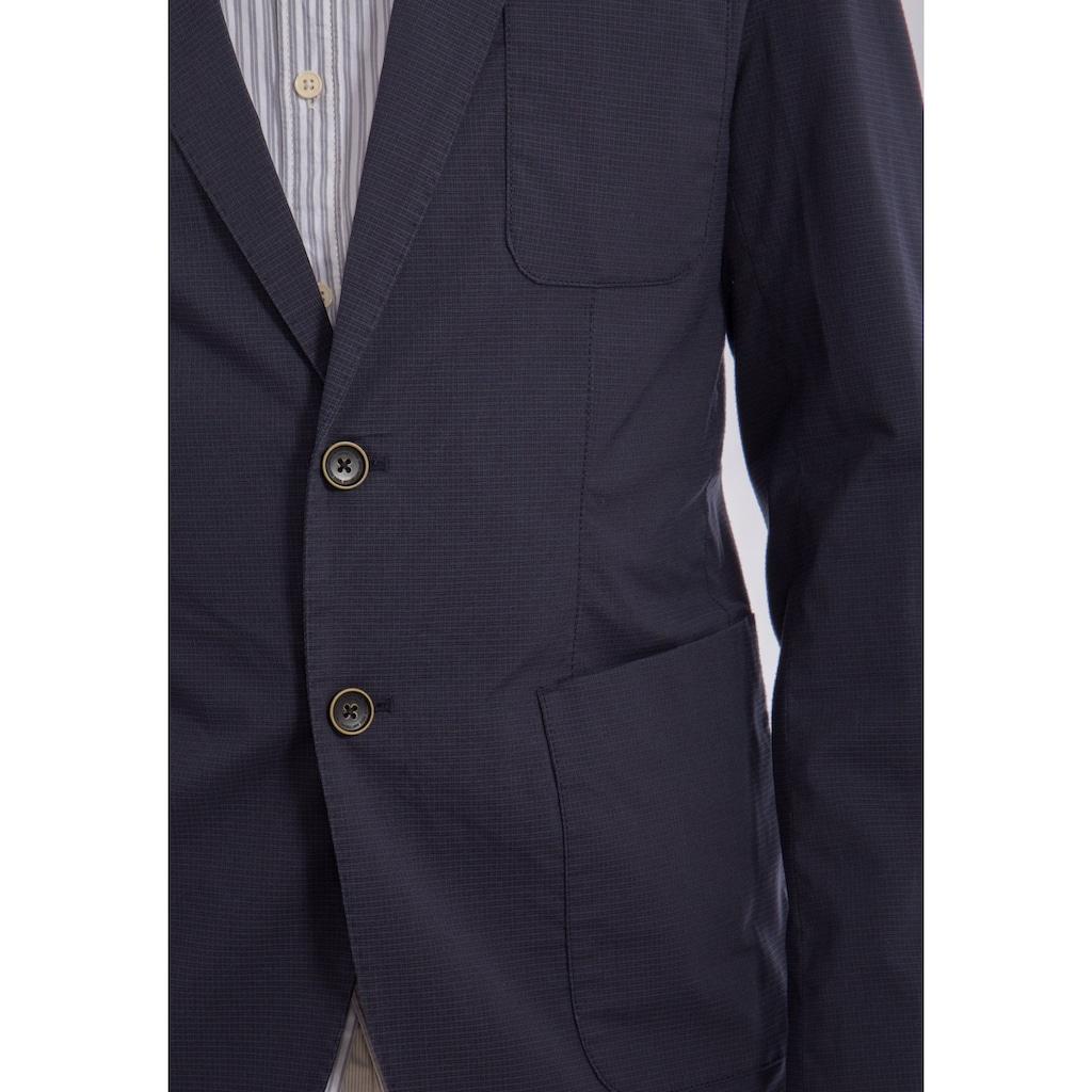 Mexx Sakko, mit aufgesetzten Taschen, Tailored Fit