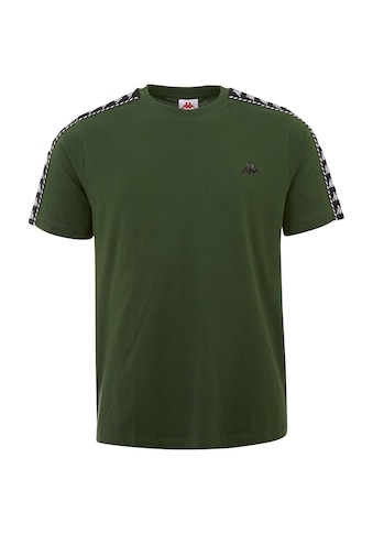 Kappa T-Shirt »ILYAS«, mit hochwertigem Jaquard Logoband an den Schultern kaufen