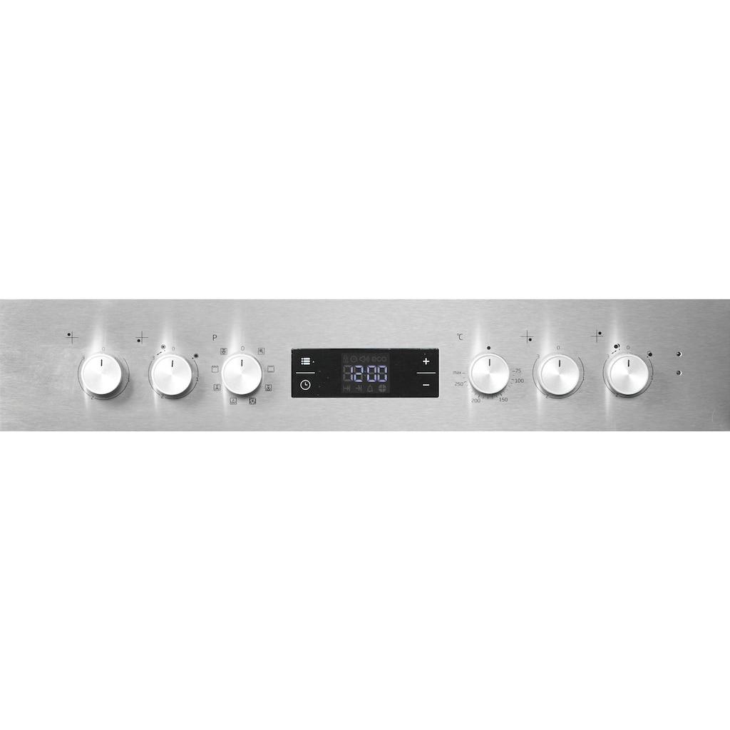 BEKO Elektro-Herd-Set »BUM22320X1«, Multidimensionales Kochen
