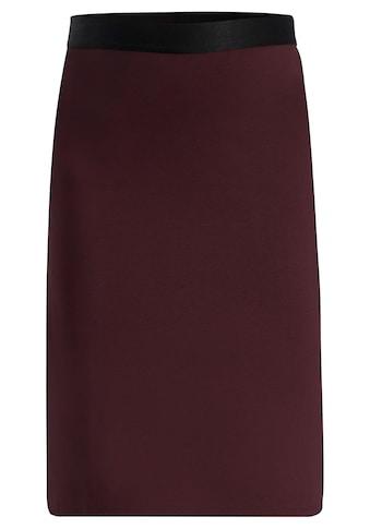 Queen Mum Umstandsrock »Skirt non denim« kaufen