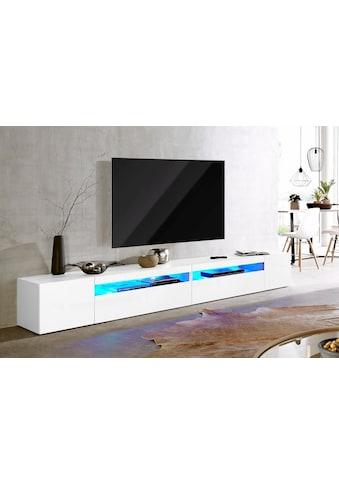 Tecnos Lowboard, Breite 260 cm kaufen