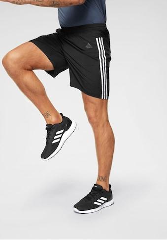 adidas Performance Laufshorts »RUN IT SHORT 3 STRIPES« kaufen