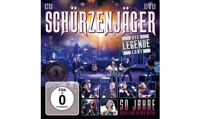 Musik-CD »Legende Lebt-50 Jahre / Schuerzenjaeger« kaufen
