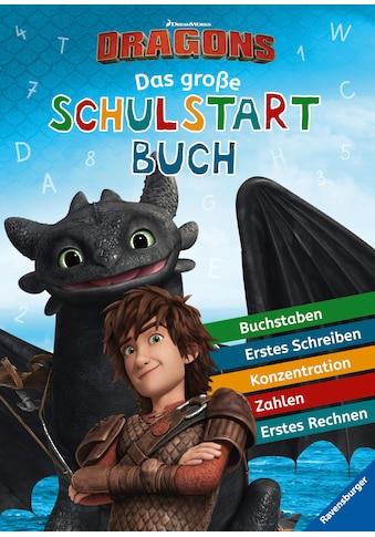 Buch »Dreamworks Dragons: Das große Schulstartbuch / Super RTL, Stefanie Hahn« kaufen