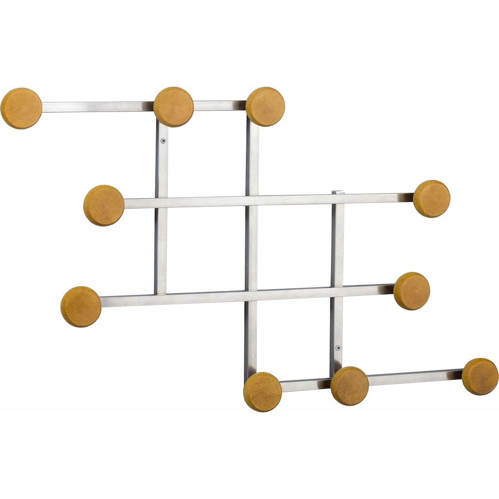 GGG MÖBEL Garderobenpaneel »Xenia«, aus Metall