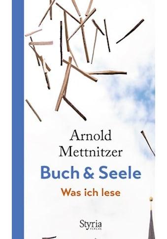 Buch »Buch & Seele / Arnold Mettnitzer« kaufen