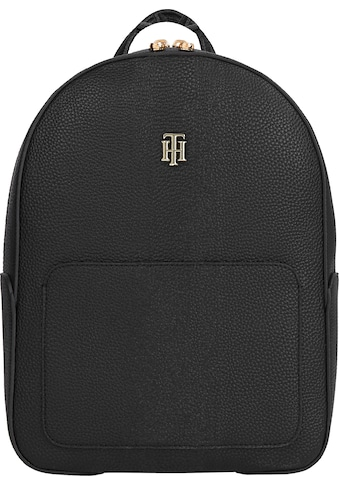 Tommy Hilfiger Cityrucksack »TH ESSENCE BACKPACK«, mit Tommy Hilfiger Emblem auf der... kaufen