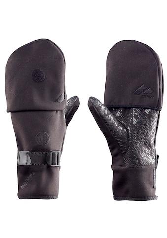 Zanier Praktische Kurzfingerhandschuhe mit Silikondruck »WALK« kaufen