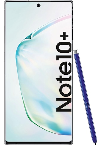 Samsung Galaxy Note10 Plus  -  256 Smartphone (17,16 cm / 6,8 Zoll, 256 GB, 12 MP Kamera) kaufen