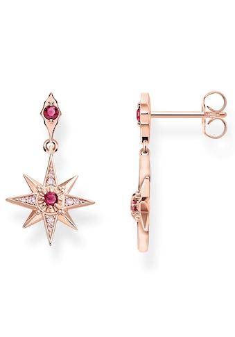THOMAS SABO Paar Ohrstecker »Stern rosé, H2076 - 626 - 10« kaufen