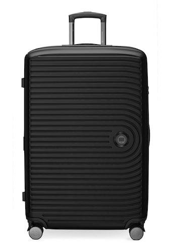 Hauptstadtkoffer Hartschalen-Trolley »Mitte, schwarz, 77 cm«, 4 Rollen kaufen