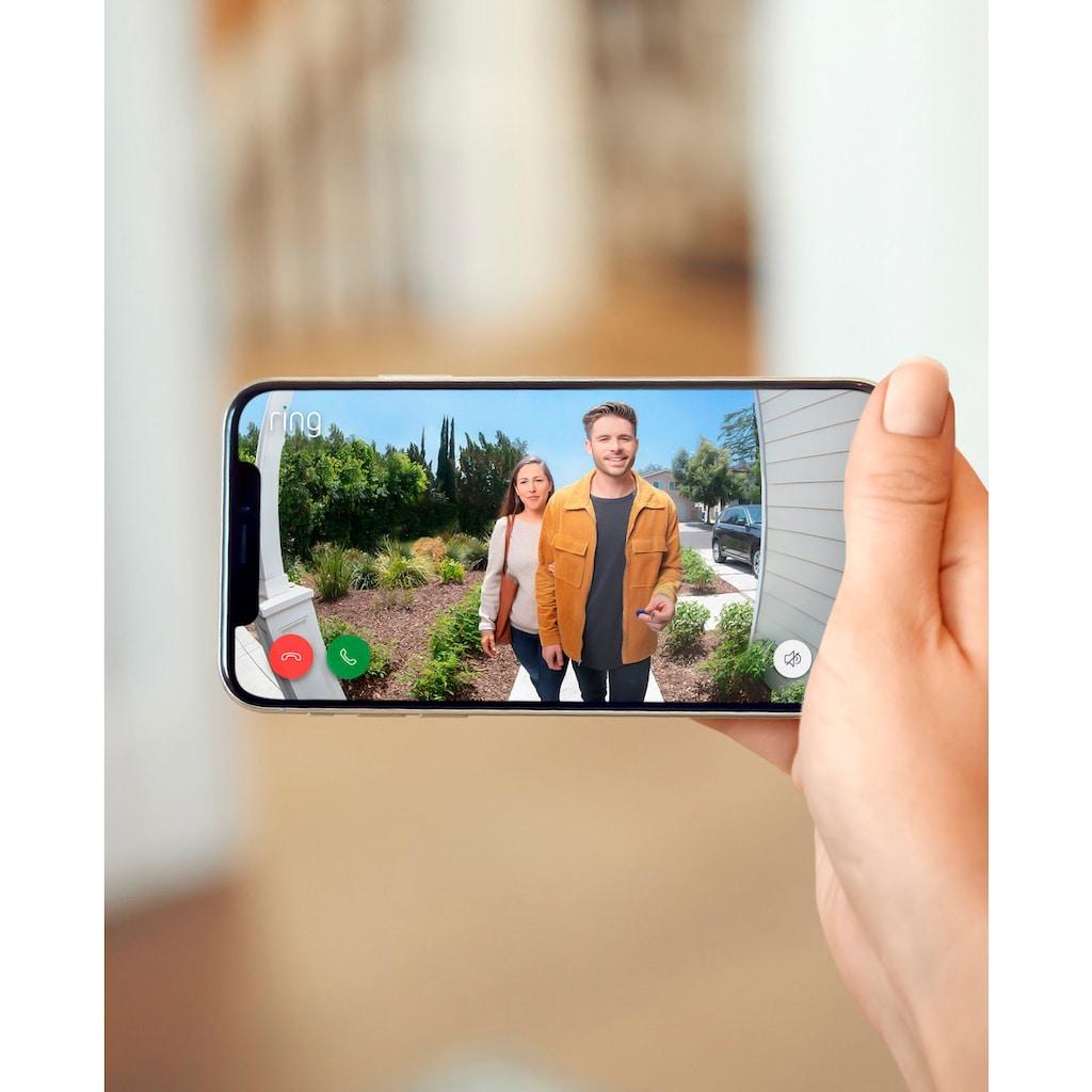 Ring Smart Home Türklingel »Video Doorbell 3«, Außenbereich