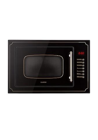 Klarstein Einbau - Mikrowelle, 25 l, 900 W, Grill: 1000 W, schwarz »Victoria 25« kaufen