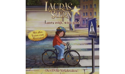 Musik-CD »Laura Zeigt,Wie's Geht-Die CD Zur Verkehrsshow / Lauras Stern« kaufen