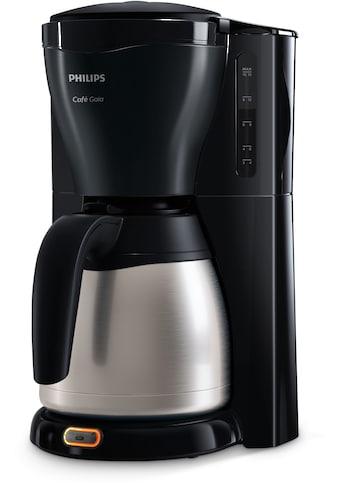 Philips Filterkaffeemaschine »Gaia Therm Timer HD7549/20«, Papierfilter, 1x4, mit... kaufen