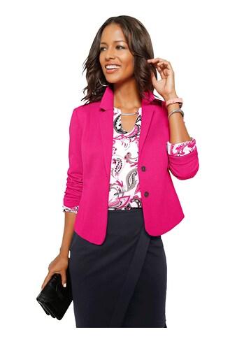 Alessa W. Jersey - Blazer in klassischer Form kaufen
