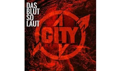 Musik-CD »Blut So Laut / City« kaufen