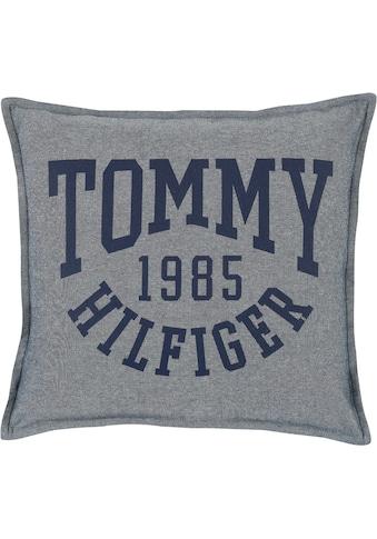 TOMMY HILFIGER Kissenhülle »Denim Attitude«, (1 St.), in Jeans-Optik kaufen