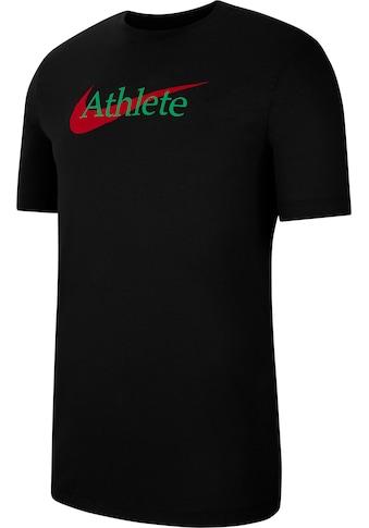 Nike T - Shirt »Men's Swoosh Training T - shirt« kaufen