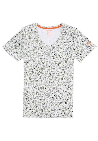 Tom Collins Trachtenshirt, Damen, mit floralem Dessin kaufen