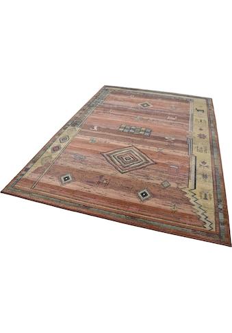 THEKO Teppich »Gabiro 002«, rechteckig, 10 mm Höhe, Orient-Optik, Wohnzimmer kaufen