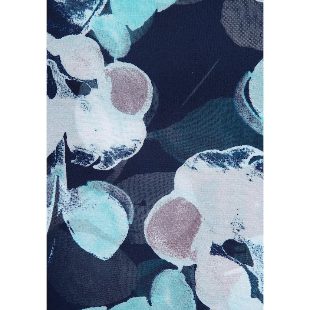 HERMANN LANGE Collection Cocktailkleid »Leaq«, mit bedrucktem Oberteil