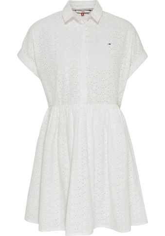 TOMMY JEANS Sommerkleid »TJW SHIFFLI SHIRT DRESS« kaufen