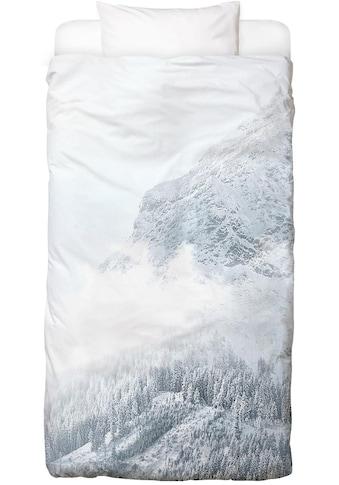 Bettwäsche »White Mountain 1«, Juniqe kaufen
