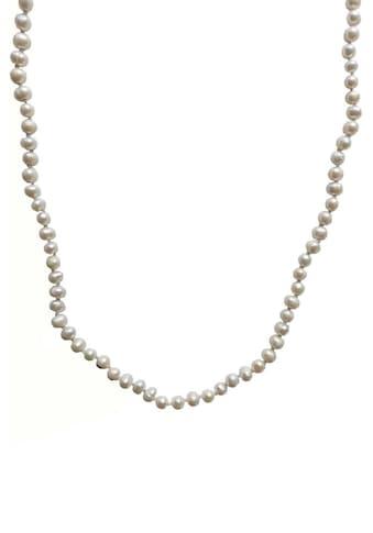 leslii Perlenkette »Charleston Perlen, 220278120«, mit Süßwasserzuchtperlen kaufen